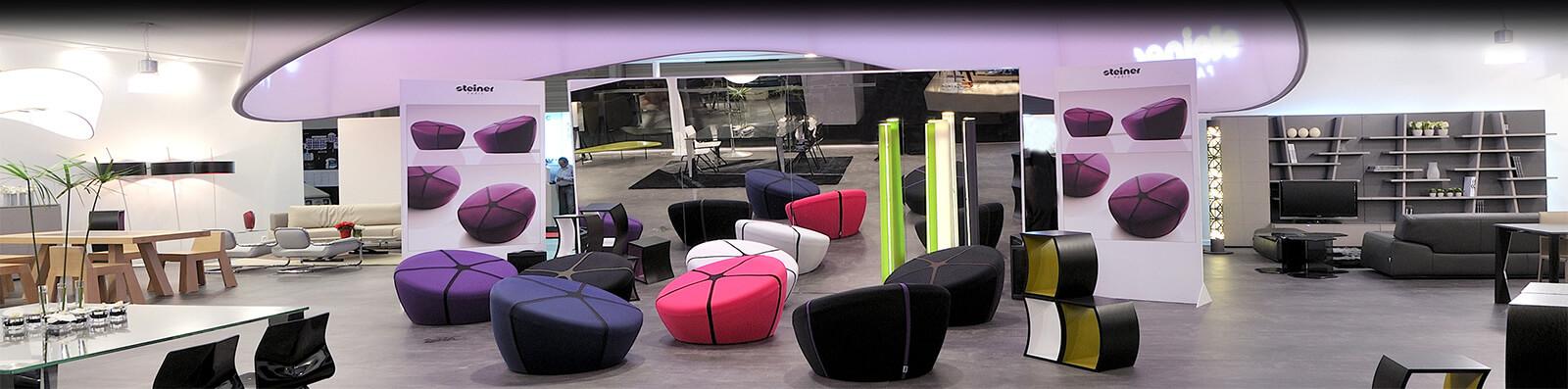Athenee conception stand salon professionnel v3 ath n e for Stand salon professionnel