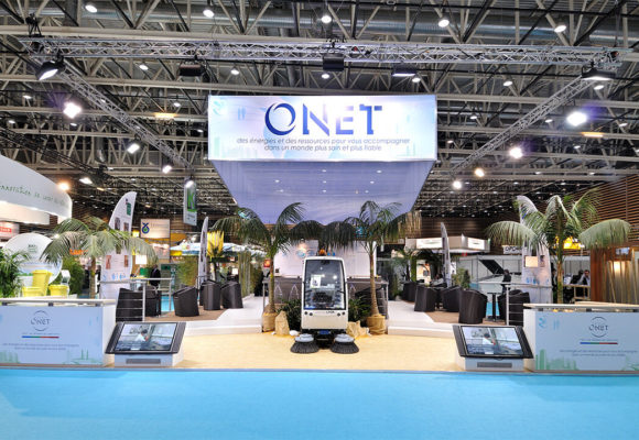 Stand Pollutec – ONET