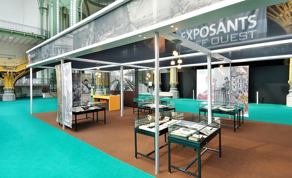 Salon livre ancien BIUM - Athénée Concept 2