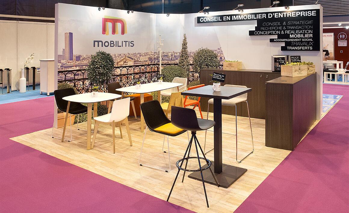 Stand SISEG Mobilitis - Athénée Concept -2