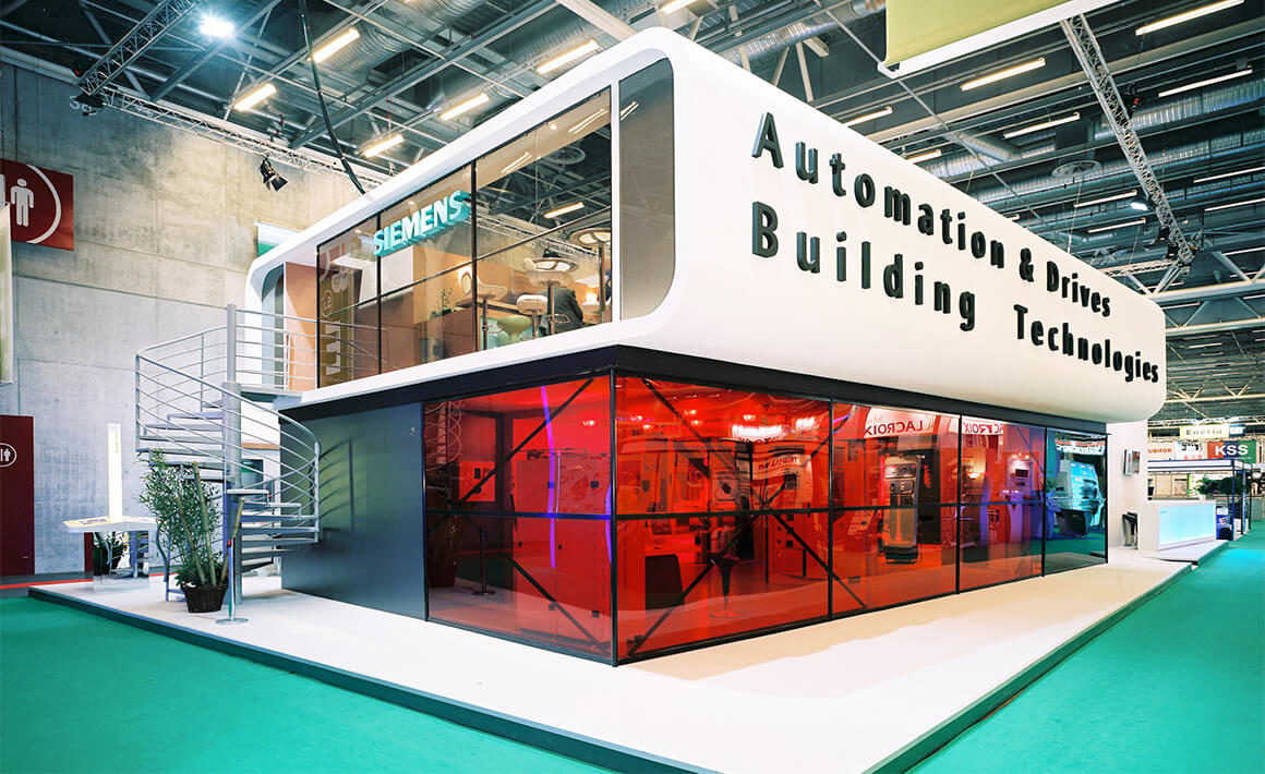Stand Expoprotection Siemens - Athénée Concept -4