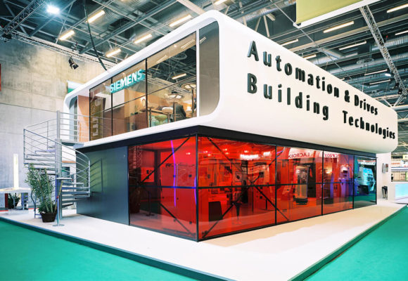 Stand Expoprotection – SIEMENS