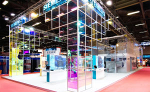 Stand Expoprotection Siemens - Athénée Concept -2