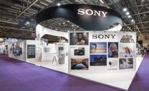 Stand Salon Photo SONY - Athénée Concept 4
