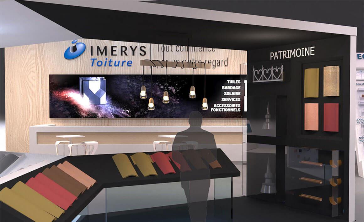 Athénée Concept - Imerys