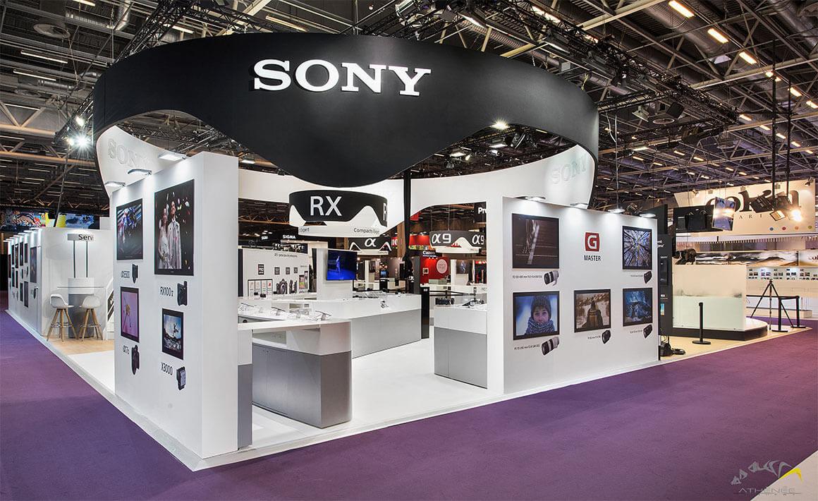Athénée Concept - Sony