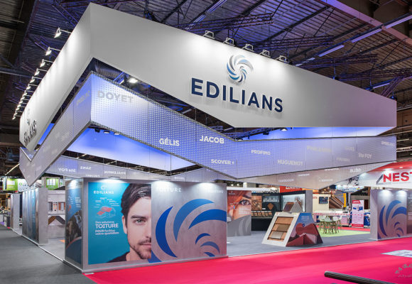 Salon BATIMAT 2019 – EDILIANS