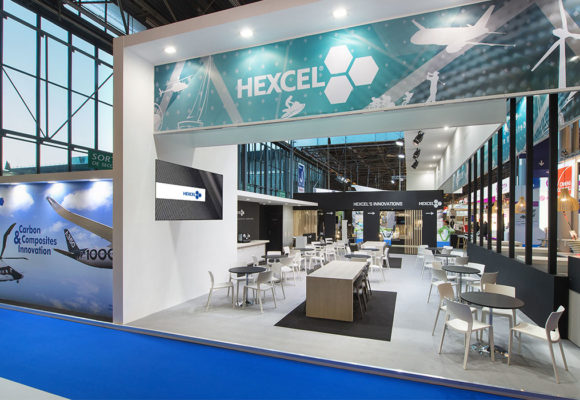 Stand JEC WORLS – HEXCEL