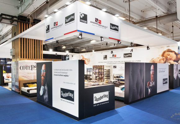 Stand Esprit Meuble 2019 – HILDING ANDERS
