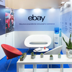 Stand EQUIP AUTO 2019 – EBAY France